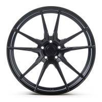 Rohana Wheels - Rohana Wheels Rim RF2 19x9.5 5x100 35ET Matte Black - Image 1