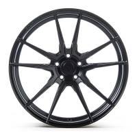 Rohana Wheels - Rohana Wheels Rim RF2 19x8.5 5x112 25ET Matte Black - Image 1