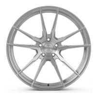 Rohana Wheels - Rohana Wheels Rim RF2 20x10 5x112 25ET Brushed Titanium - Image 1
