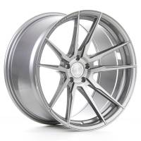 Rohana Wheels - Rohana Wheels Rim RF2 20x10 5x112 25ET Brushed Titanium - Image 2
