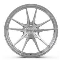 Rohana Wheels - Rohana Wheels Rim RF2 20x10 5x112 33ET Brushed Titanium - Image 1