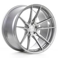 Rohana Wheels - Rohana Wheels Rim RF2 20x11 5x112 28ET Brushed Titanium (Deep) - Image 2