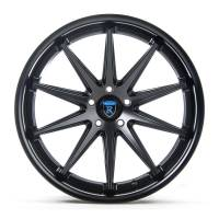 Rohana Wheels - Rohana Wheels Rim RC10 19x8.5 5x120 15ET Matte Black - Image 1