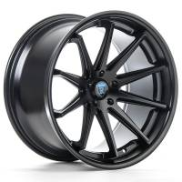 Rohana Wheels - Rohana Wheels Rim RC10 19x8.5 5x120 15ET Matte Black - Image 2