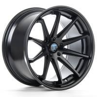 Rohana Wheels - Rohana Wheels Rim RC10 19x8.5 5x112 25ET Matte Black - Image 2