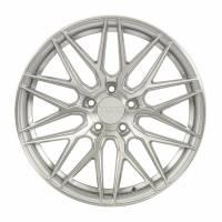 F1R Wheels - F1R Wheels Rim F103 18x9.5 5x112 ET42 Brushed Silver - Image 1