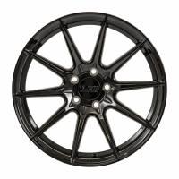 F1R Wheels - F1R Wheels Rim F101 18x9.5 5x100 ET38 Gloss Black - Image 1
