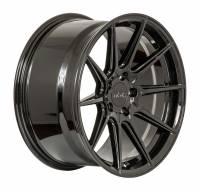 F1R Wheels - F1R Wheels Rim F101 18x9.5 5x100 ET38 Gloss Black - Image 3