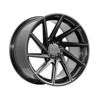 F1R Wheels - F1R Wheels Rim F29 18x9.5 5x100/114.3 ET38 Double Black - Image 3