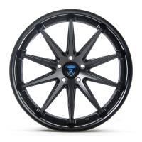 Rohana Wheels - Rohana Wheels Rim RC10 19x9.5 5x114 20ET Matte Black - Image 1