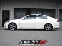 Tanabe - Tanabe DF210 Lowering Springs 06-07 Lexus GS430 - Image 2