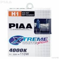 PIAA - PIAA H1 XTreme White Plus Twin Pack Halogen Bulbs - Image 2