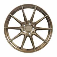 F1R Wheels - F1R Wheels Rim F101 20x10 5x114 ET38 Machine Bronze - Image 1