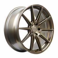 F1R Wheels - F1R Wheels Rim F101 20x10 5x114 ET38 Machine Bronze - Image 3