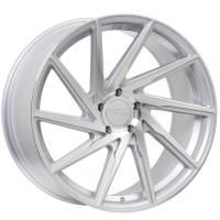 F1R Wheels - F1R Wheels Rim F29 20x8.5 5x120 ET20 Machine Silver - Image 1