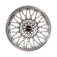 F1R Wheels - F1R Wheels Rim F23 18x10.5 5x100/114.3 ET40 Hyper Black/Polish Lip - Image 2
