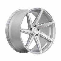 F1R Wheels - F1R Wheels Rim F35 20x8.5 5x114.3 ET38 Machine Silver - Image 1