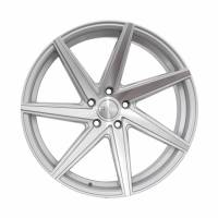 F1R Wheels - F1R Wheels Rim F35 20x8.5 5x120 ET38 Machine Silver - Image 2