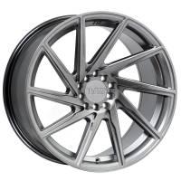 F1R Wheels - F1R Wheels Rim F29 18x9.5 5x100/114.3 ET38 Hyper Black - Image 1