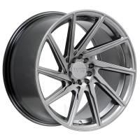 F1R Wheels - F1R Wheels Rim F29 18x9.5 5x100/114.3 ET38 Hyper Black - Image 3