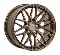 F1R Wheels - F1R Wheels Rim F103 18x9.5 5x114 ET38 Brushed Bronze - Image 2