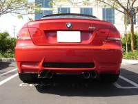 Megan Racing - Megan Racing Supremo Exhaust System: BMW E92 M3 2008-13 - Image 2