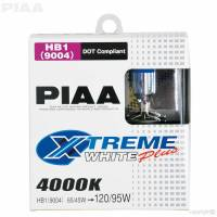 PIAA - PIAA 9004 XTreme White Plus Twin Pack Halogen Bulbs - Image 2