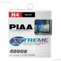 PIAA - PIAA H4 XTreme White Plus Twin Pack Halogen Bulbs - Image 2