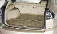 3D MAXpider (U-Ace) - 3D MAXpider NISSAN ROGUE 7-SEAT 2014-2019 KAGU TAN BEHIND 2ND ROW STOWABLE CARGO LINER (7 SEATS, BEHIND 2ND SEAT) - Image 2