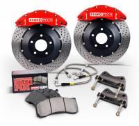StopTech - StopTech 83.647.4600.71 StopTech Big Brake Kit Fits 90-08 300ZX 350Z - Image 5