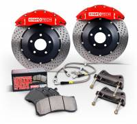 StopTech - StopTech 83.328.4600.71 StopTech Big Brake Kit Fits 94-04 Mustang - Image 5