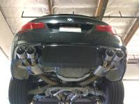 Megan Racing - Megan Racing Supremo Exhaust System: BMW F10 M5 2011+ Burnt Roll Tips - Image 2