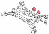 Megan Racing - Megan Racing Rear Differential Bushing for Scion FR-S 2013+ / Subaru BRZ 2013+ - Image 2