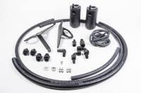 Radium Engineering - Radium Engineering 00-05 Honda S2000 (LHD Only) Dual Catch Can Kit - Image 1