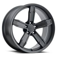 Factory Reproductions Wheels - FR Series Z10 Replica Iroc Wheel 20x10 5X120 ET20 66.9CB Satin Black - Image 1