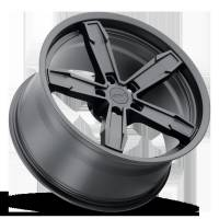 Factory Reproductions Wheels - FR Series Z10 Replica Iroc Wheel 20x10 5X120 ET20 66.9CB Satin Black - Image 2