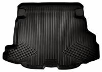 Husky Liners - Husky Liners 06-12 Ford Fusion/Lincoln MKZ WeatherBeater Black Rear Cargo Liner (w/o Factory Sub) - Image 1