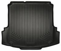 Husky Liners - Husky Liners 2012 Volkswagen Jetta WeatherBeater Black Trunk Liner - Image 1