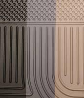Husky Liners - Husky Liners 11-12 Hyundai Sonata WeatherBeater Combo Gray Floor Liners - Image 6