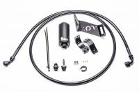Radium Engineering - Radium Engineering BMW E9x Fuel Hanger Feed w. Stainless Filter - Image 1