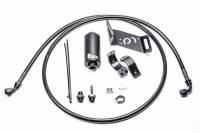 Radium Engineering - Radium Engineering BMW Fuel Hanger Feed w/ Microglass Filter - Image 1