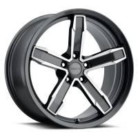 Factory Reproductions Wheels - FR Series Z10 Replica Iroc Wheel 20x10 5X120 ET20 66.9CB Grey Machine Face - Image 1