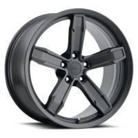 Factory Reproductions Wheels - FR Series Z10 Replica Iroc Wheel 20x10 5X120 ET20 66.9CB Satin Black - Image 1