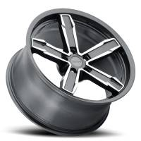 Factory Reproductions Wheels - FR Series Z10 Replica Iroc Wheel 20x11 5X120 ET43 66.9CB Grey Machine Face - Image 2