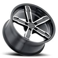 Factory Reproductions Wheels - FR Series Z10 Replica Iroc Wheel 20x10 5X120 ET20 66.9CB Gloss Black Machine Face - Image 2