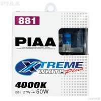 PIAA - PIAA 881 XTreme White Plus Twin Pack Halogen Bubs - Image 2