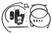 Radium Engineering - Radium Engineering Fuel Hanger Plumbing Kit Mitsubishi Evo 8/9 - Stainless Filter - Image 1