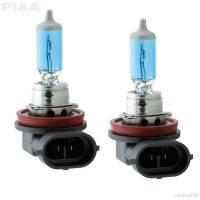 PIAA - PIAA H8 XTreme White Plus Twin Pack Halogen Bulbs - Image 1