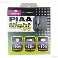 PIAA - PIAA 9007 (HB5) Night Tech Bulb 65/55w 3600K, Twin Pack - Image 2