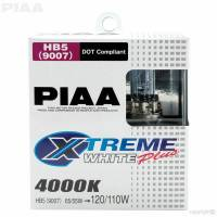 PIAA - PIAA 9007 XTreme White Plus Twin Pack Halogen Bulbs - Image 2